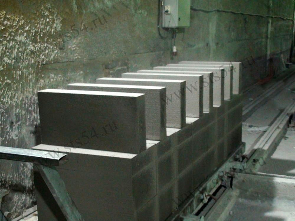 Yuzhno-Sakhalinsk  Non autoclaved aerated concrete block line