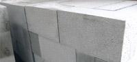 Manufacturing polystyrene concrete bricks